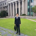 Herost Ambassador Dilshod Woosong