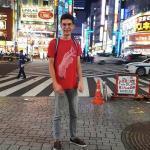 Lucas Herost Ambassador Tokyo