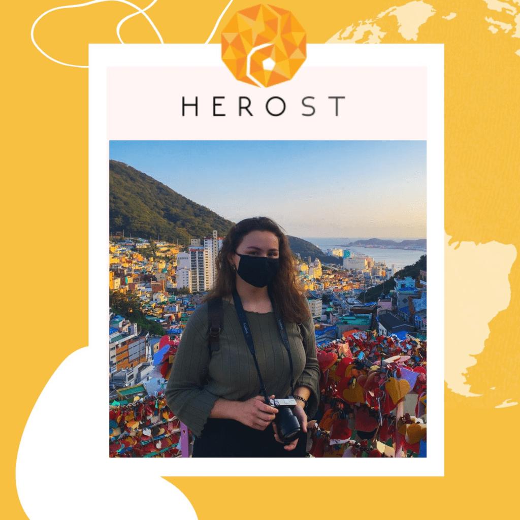 Herost - Youth Ambassador Anneleen
